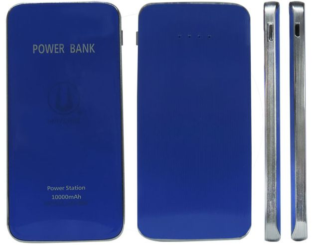 Universal Power Bank 10000mAH UN560 (Blue)