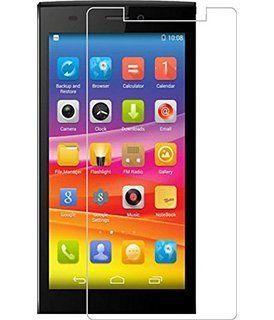 Micromax Canvas Nitro 2 2.5D Curved Edge Tempered Glass Screen Protector