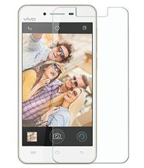 Vivo Y31L Tempered Glass, 9H Hardness Ultra Clear, Anti-Scratch, Bubble Free, Anti-Fingerprints & Oil Stains Coating