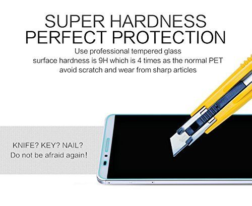 Sony Xperia C3 Tempered Glass Screen Protector