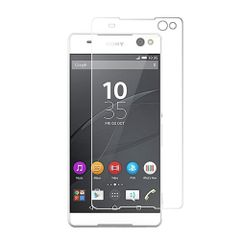 Sony Xperia C5 9H Hardness Nanometer Anti Explosion Tempered Glass Screen Guard Protector