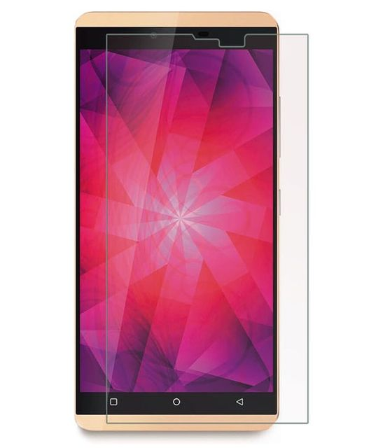 Gionee S+ Plus - anti shatter Tempered Glass Screen Protector