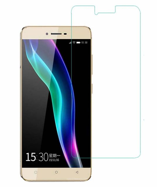 Gionee S6 High Quality Tempered Glass [3D Touch Compatible- Tempered Glass] 0.2mm Screen Case Protection 99% Touch Accurate Fit