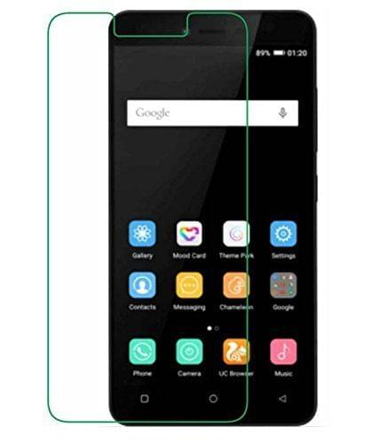 Gionee P5 Mini Tempered Glass, 9H Hardness Ultra Clear, Anti-Scratch, Bubble Free, Anti-Fingerprints & Oil Stains Coating (For Gionee P5 Mini)