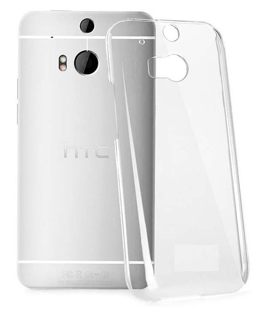 HTC Desire M8 Eye Ultra  Soft Silicon Cover