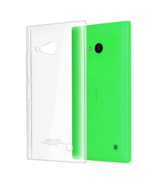 Nokia Lumia 730 Soft Silicon Back Cover