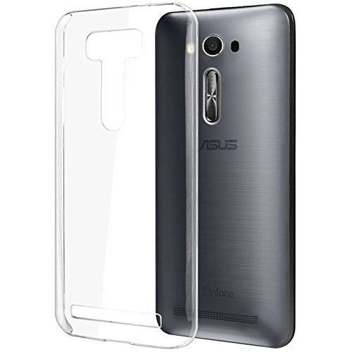 Asus Laser 5.0 Transparent Soft Ultra Slim Back Cover