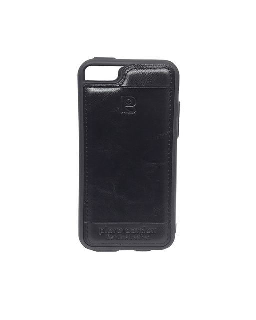 iphone 5 & 5s& SE  Pierre Cardin Luxury Back Lather Case