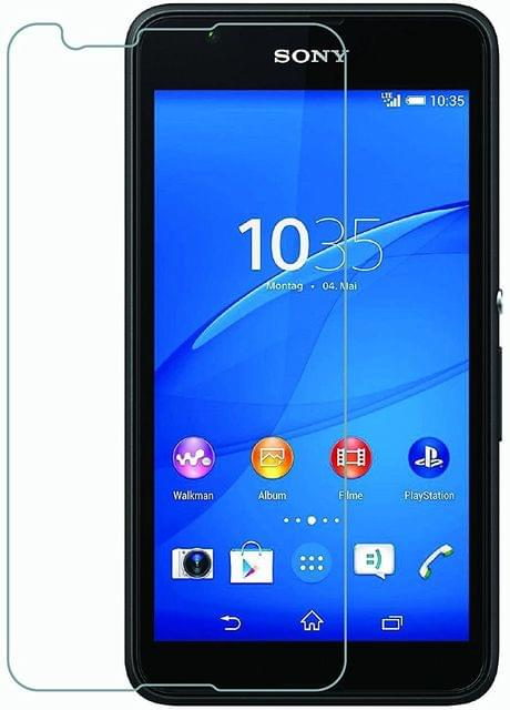 Sony Xperia E4g Tempered Glass Screen Protector