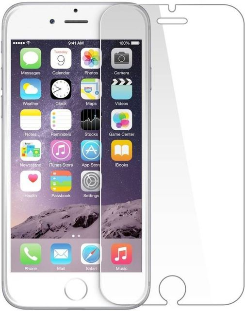 Apple Iphone 6s Tempered Glass Screen Protector Scratch Guard