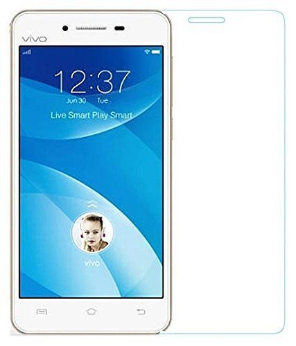 Vivo Y51L Tempered Glass, 9H Hardness Ultra Clear, Anti-Scratch, Bubble Free, Anti-Fingerprints & Oil Stains Coating
