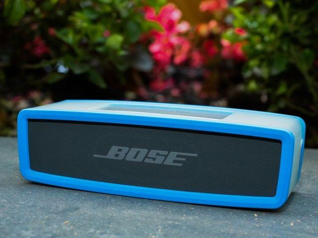 Mini Bluetooth Speaker-Blue