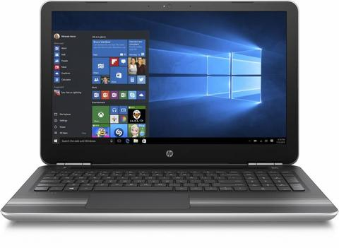HP Pavilion Core i5 - (8 GB/1 TB HDD/Windows 10 Home/4 GB Graphics) W6T19PA 15-au006TX Notebook  (15.6 inch, Natural Silver, 2.03 kg)