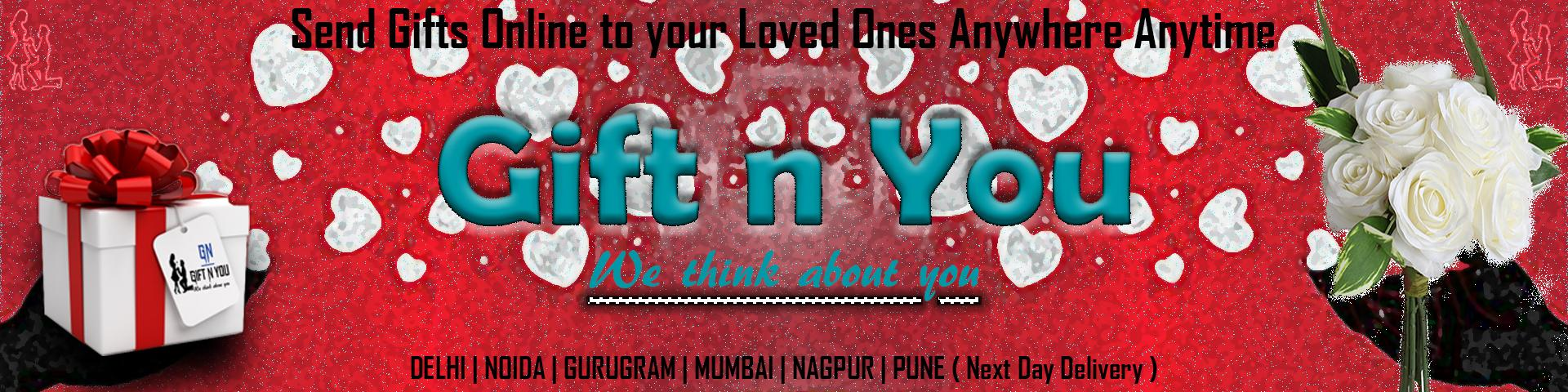 Gift n You India Best Online Gifting Portal
