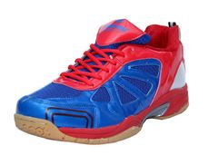 Port Hindon Blue Supermercy badminton Sports Shoe For Men