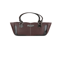 Port Exclusive Coco Leather Shoulder Bag