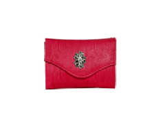 Port Exclusive Red Casual Wallet