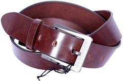 Port Cherry Casual Leather Belt For Men's