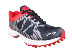 Port Captiva Red PU Sports Shoes For Men's