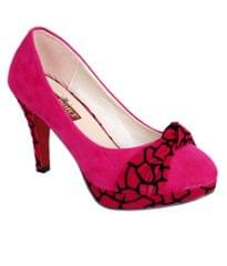 Port Women's Pink High Heels