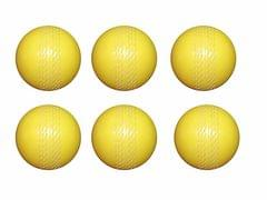 Port yellow Wind ball Pack of 6