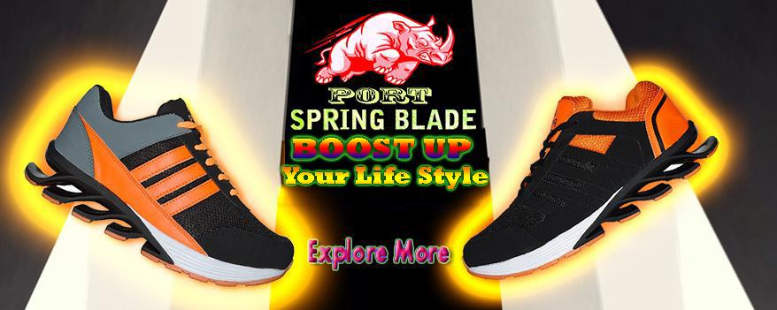 Blade Shoes