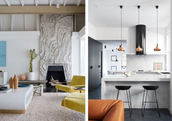 Diff between Modern vs. Contemporary Style