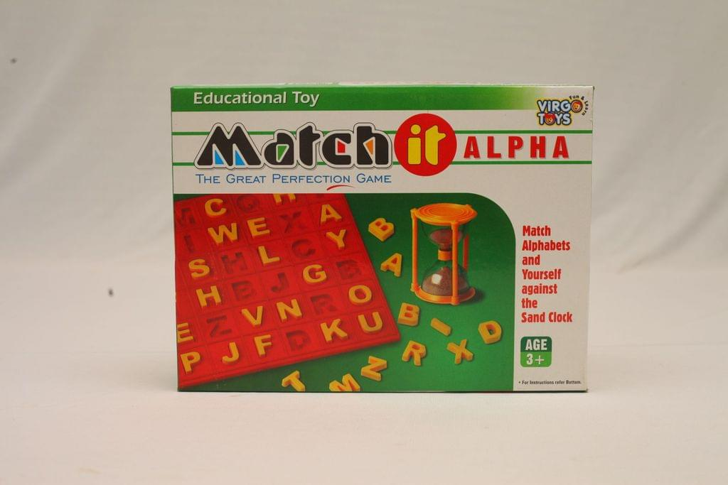Match it - The Great Perfection Game.