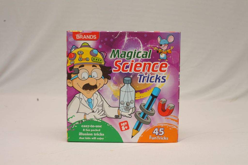 Magical Science Tricks