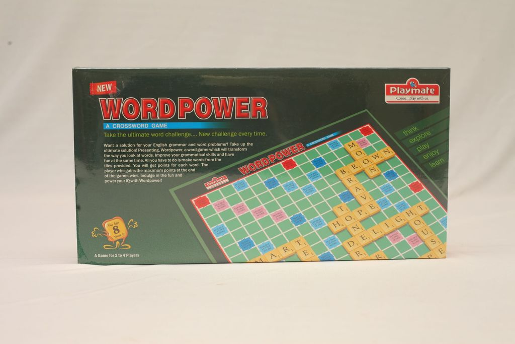 Word Power - A Crossword Game