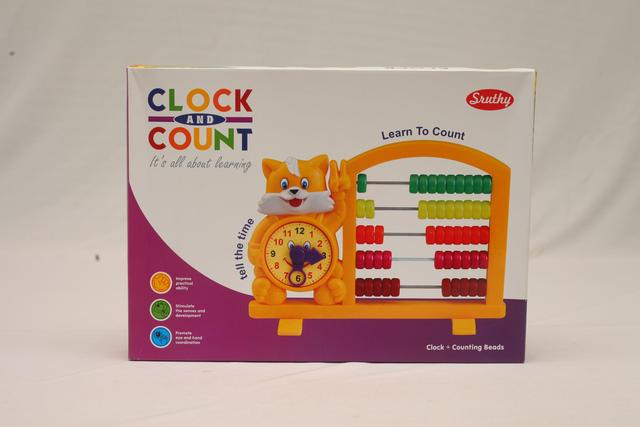 Clock and Count