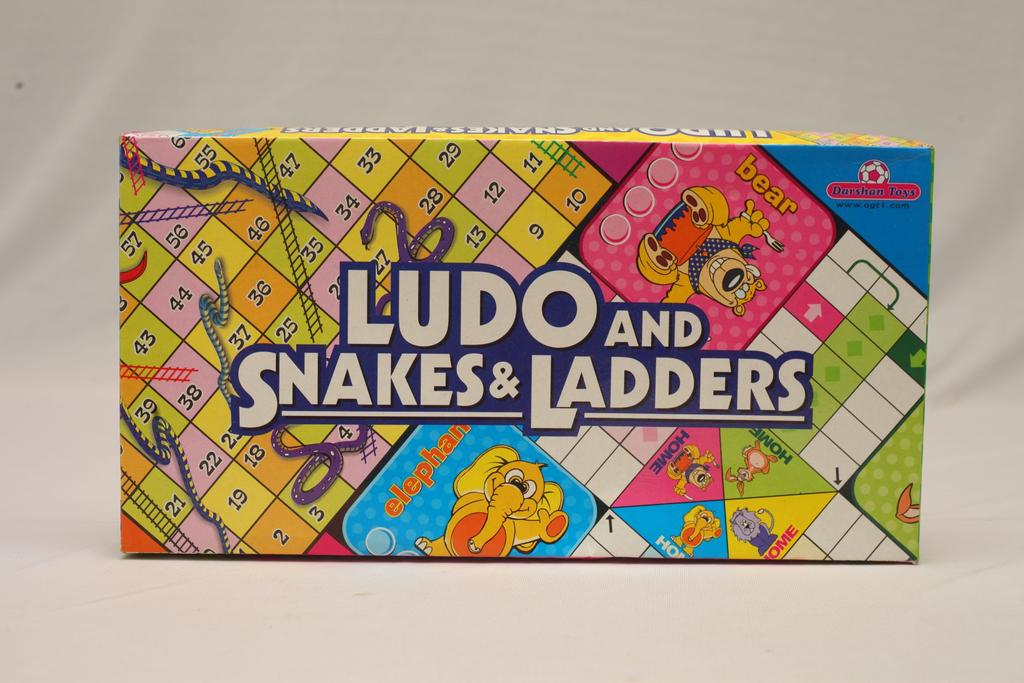 Ludo and Snake & Ladders