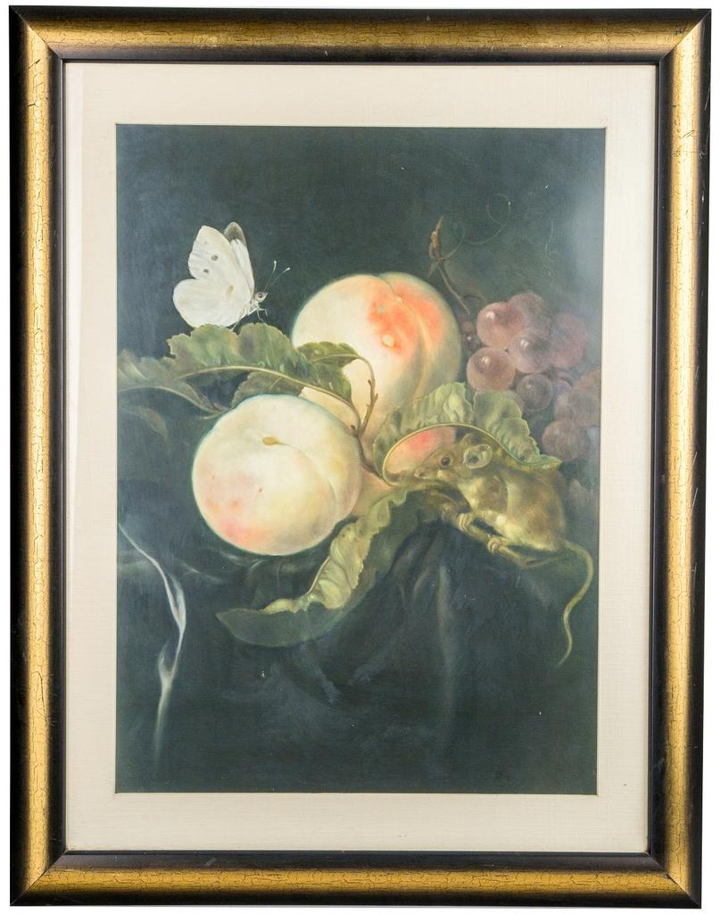 "Mangala Art Fruits Wall Decor Canvas Oil Painting - 45x63cms (18""x25"")"