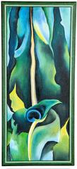 "Mangala Art Modern Art Canvas Oil Paintings Wall Decor 66x28cms (26""x11"")"
