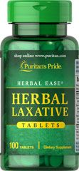 HERBAL LAXATIVE 100 TABLETS / ITEM #030329