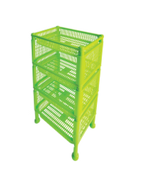 RAINBOW RECTANGULAR SIDEWALL TROLLEY