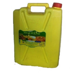 MUKWANO VEGETABLE COOKING OIL 10L