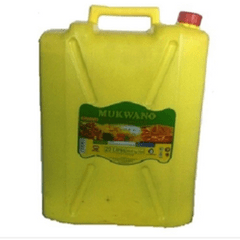 MUKWANO VEGETABLE COOKING OIL 20L