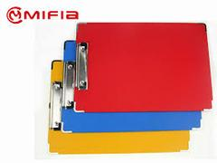 2.5MM FC DOCUMENT CLIP BOARD WITH HOLE DOUBLE
