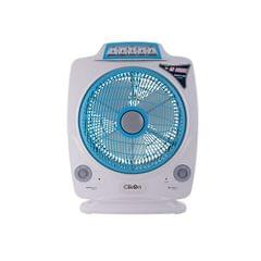 CK 2195 RECHARGEABLE FAN 12��_ WITH LED LIGHT