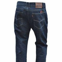 JEANS - Blue Colour With 2 Back Pockets
