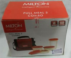 MILTON FULL MEAL -3 COMBO (LUNCH BOX)