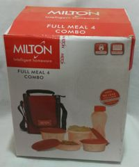 MILTON FULL MEAL -4 COMBO(LUNCH BOX)