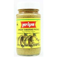 Priya Green Tamrind Pickle 300G