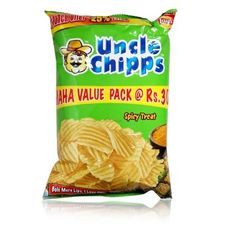 UNCLE CHIPPS 60G SPICY TREAT