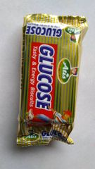 Atis Glucose Taste And Healthy Biscuits 45Gms - 10 Packets