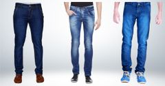 Set of 3 Stylish Jeans