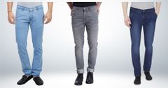 PACK OF 3 JEANS