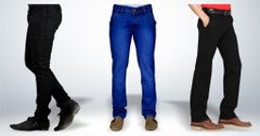 COMBO OF 3 STYLISH JEANS