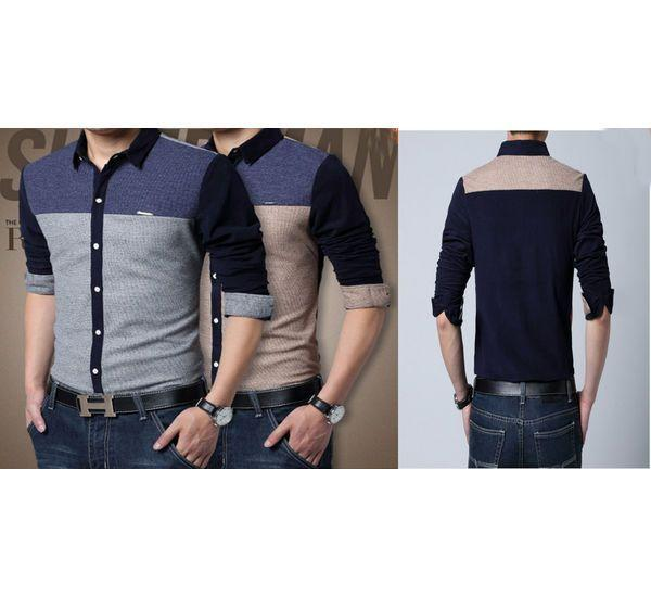 BRANDED MENS COMBO OF 2 SHIRTS
